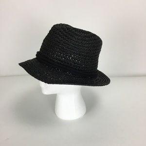 9d473e8c37e Mr Kim By Eugenia Kim Mens Paper Straw Hat Black